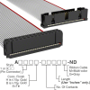 Rectangular Cable Assemblies -- A3AKB-3006G-ND -Image