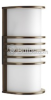 Acrylic Wall Sconce Light Fixture -- P5914-20