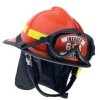 Cairns Invader 664 Fire Helmets -Image