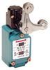 General Purpose Limit Switch, Series WL; Fork lock lever (same direction); Single Pole Double Throw,Double Break; Standard; LED lamp(DC24V) -- SZL-WL-D-L3