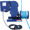 Utility Capstan Electric Winch-Hoist -- 300AB (AC)