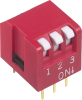 SPST Standard DIP Switches -- DPL02 - Image