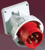 Pin and Sleeve Inlet -- 3100B6W - Image