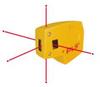 PLS 5 Dot Self Leveling Plumb Level Square -- Model# PLS-60541