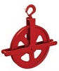 Gin Block Pulley - Hoisting Block - Gin Wheel