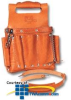 Ideal Tuff-Tote Tool Pouch with Shoulder Strap, Premium.. -- 35-950 -- View Larger Image