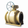 Cast Steel Ball Valve -- LD 004L2-BVCS1 - Image