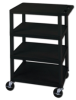 4 Shelf Banquet Cart -- 11451