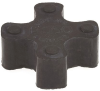Jaw Coupling Spiders -- 4893761