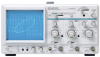 Kenwood TMI / Texio 10 MHz 2-channel oscilloscope -- CS-1575D