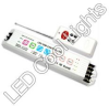 LED RGB/SINGLE COLOR RF CONTROLLER
