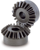Carburized and Hardened Miter Gear - Carbon Steel -- KMM