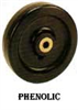 PH Series Phenolic Wheels -- ph-515
