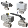 101 Series Actuated Ball Valve -- E101NXM