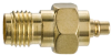 SMA Jack to MCX Plug Adapter -- SMA-MMCX J/P - Image