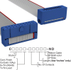 Rectangular Cable Assemblies -- C3DES-2006G-ND -Image