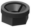 Button Thread Nuts - Kwik Nut -- KNF-40