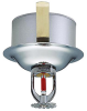 Color Fire Sprinkler Camera -- ICRFSC - Image