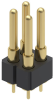 Rectangular Connectors - Spring Loaded -- ED10760-ND