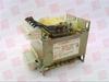TRANSFORMATIK 62911-901 ( TRANSFORMATIK, 62911-901, 62911901, CONTROL TRANSFORMER, 1-PHASE, 60HZ ,OUTPUT 63VA, PRIMARY 440-460-575-600V, SECONDARY 115-11-18V ) -Image
