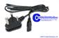 AC  Power Cords -- IEC(2W)-IND CORDSET - Image