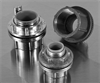 Tuff-Seal WH Series Watertight Conduit Hubs -- Chrome-Plated Conduit Hubs