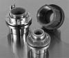 Tuff-Seal WH Series Watertight Conduit Hubs -- Chrome-Plated Conduit Hubs
