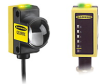 High-Pressure, Washdown Rated Sensors -- WORLD-BEAM QS30 High-Power Opposed Mode -- View Larger Image
