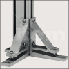 Adjustable Stand Foot Side Brace 8 -- 0.0.486.18