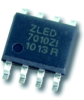 40V LED Driver With Temperature Compensation -- ZLED 7010