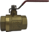 Brass Ball Valve -- Series DBV - Image