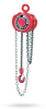 Clevis Type Hand Chain Hoist -- Chester Zephyr Series