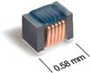 0201AF (0603) Ferrite Chip Inductors -- 0201AF-111 - Image