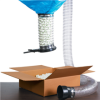 75 Cubic Feet - Flo-Vac® Loose Fill Vacuum Dispenser -- 75FLOVACDIS