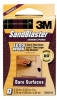 3M SandBlaster Aluminum Oxide Sanding Sponge 80 Grit - 2 1/2 in Width x 3 3/4 in Length - 50679 -- 051111-50679 - Image