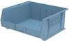 Akro-Mils Akrobin 75 lb Light Blue Industrial Grade Polymer Hanging / Stacking Storage Bin - 14 3/4 in Length - 16 1/2 in Width - 7 in Height - 1 Compartments - 30250 LIGHT BLUE -- 30250 LIGHT BLUE