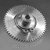 ANTI-BACKLASH SPUR GEARS -- AP64T-128