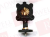 MILWAUKEE VALVE CL223E-A-3 ( BUTTERFLY VALVE N3IN PIPE ) -Image