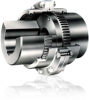 Seisa Flexible Gear Coupling -- GC Series