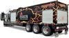 Kraken Tri-Fuel Super Heater Rental