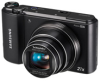 Samsung WB850F Black 16mp 21x (4.1-86.1mm) Optical Zoom 3in AMOLED SMART Camera w/ Built-In WiFi -- EC-WB850FBPBUS