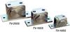 Stainless Steel Pneumatic Turbine Vibrator -- TV-xxSS Series -- View Larger Image