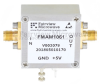 2 dB NF Low Noise Amplifier, Operating from 20 MHz to 4 GHz with 25 dB Gain, 18 dBm P1dB and SMA -- FMAM1061 -Image