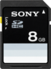 Sony - SDHC Card 8GB Class 10
