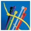 Yellow Nylon Ties -- 98855
