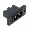 Power Entry Connectors - Inlets, Outlets, Modules -- 486-3277-ND