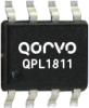 50 – 1800 MHz 16 dB Gain High Linearity CATV Amplifier -- QPL1811 -- View Larger Image