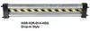 Powder Coated Bolt-On Guard Rails -- HGR-H2R-DI-12-HDG -Image