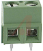 Connector, Terminal Block; Wire Receptacle; 2 Pos.; 16-30 AWG; 0.2 in. CL; Side; -- 70086281