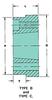 QD® Weld-on Hubs -- 100EWB - Image
